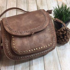 Charming Charlie crossbody purse